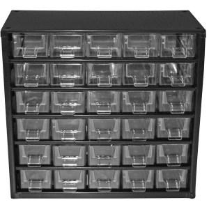 Ladenkast metaal 282x306x155(30) Skandia