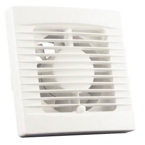 Toilet/Douche Ventilator Ef120 Nedco