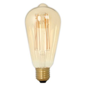 Ledlamp fil gold rust E274W320lmdimCalex