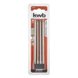Krt (4) Bits 150mm PZ en PH Kwb