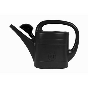 Gieter zwart 5 liter