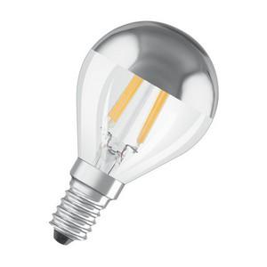 Osram LED kopspiegel E14 4W warm wit vervangt 31W