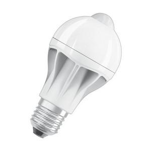 Osram LED beweginssensor E27 9W warm wit vervangt 60W