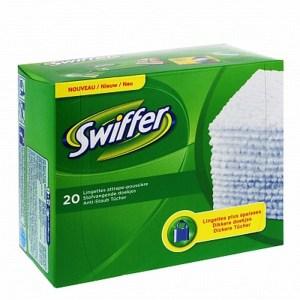 SWIFFER DOEKJES 20ST. DROOG