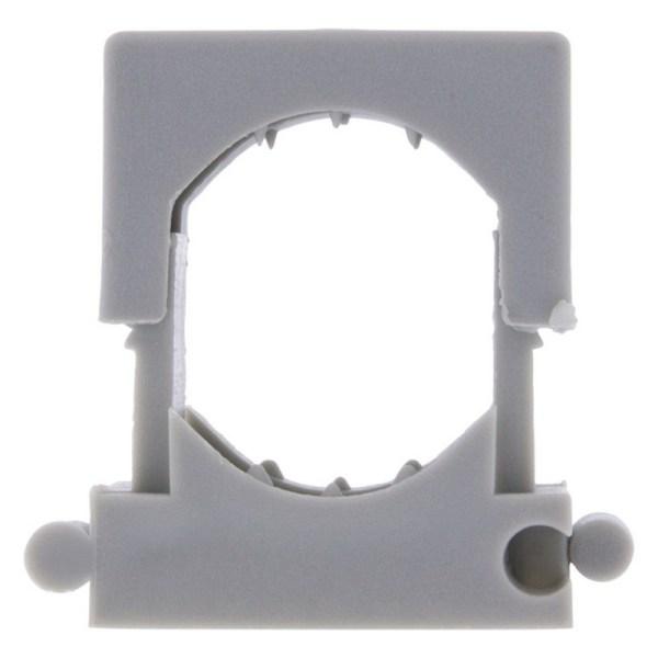 drukzadel installatiebuis, blokmodel 12-20 mm grijs