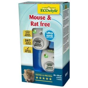 Mouse & Rat Free 30+30 Ecostyle