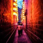 Red Tunnel Chengdu Shi,