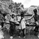 Banaue Batad Boys Philippines Photo Ooaworld