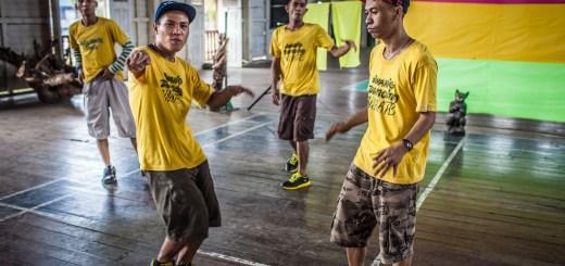 Iwahig Prison Dancing Puerto Princesa Philippines