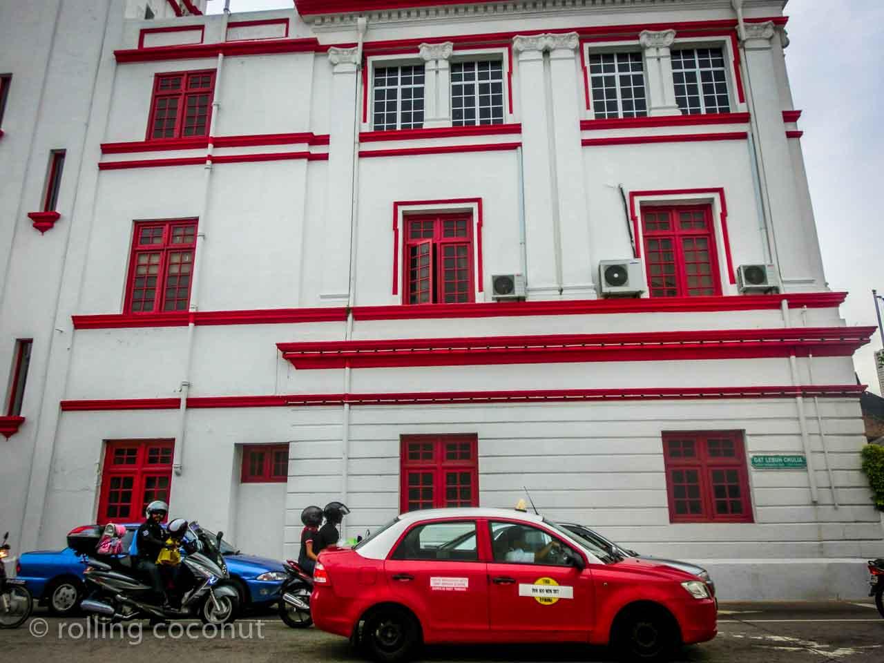 taxis georgetown malaysia