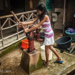 Water Pump El Nido Philippines