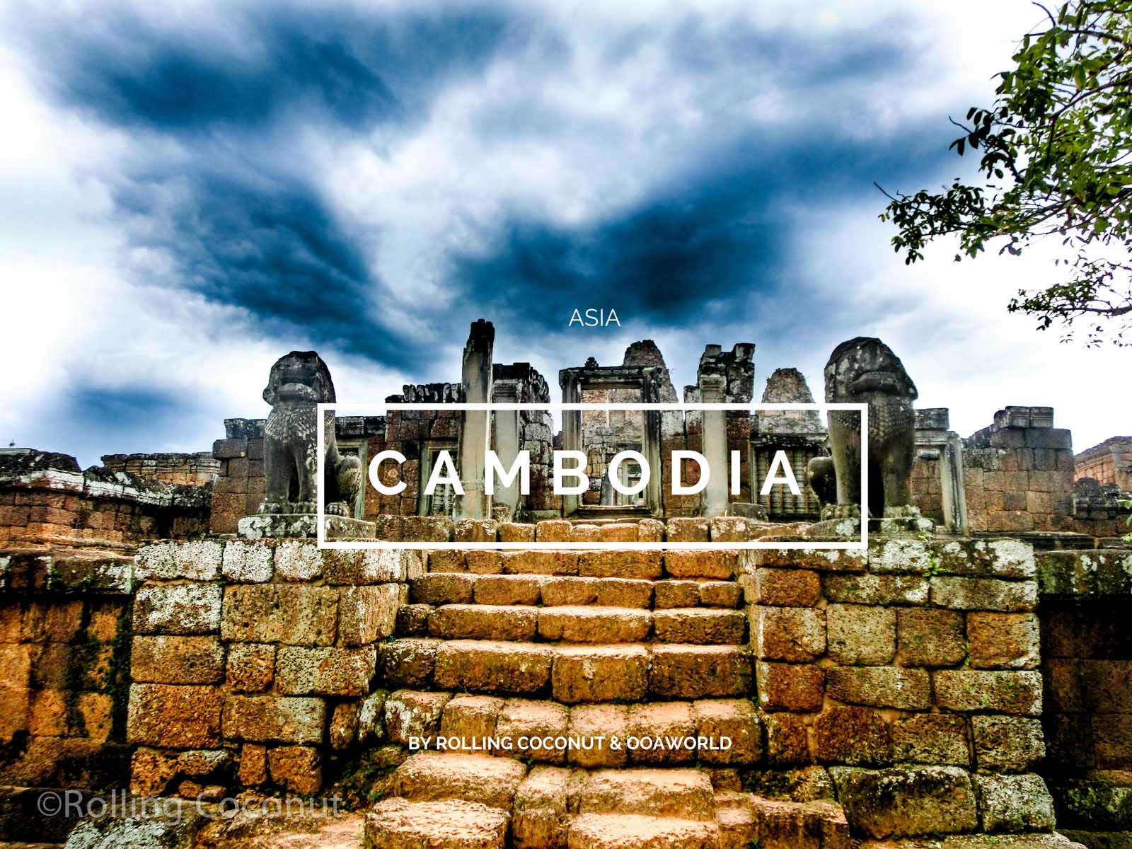 Best Places To Travel In Cambodia