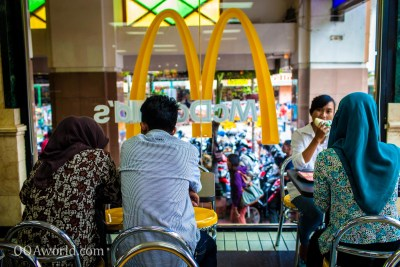 Photo Mc Donalds Indonesia Yogyakarta Ooaworld