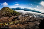 Photo Mount Bromo View from Volcano Ooaworld