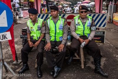 Polisi Brothers Besakih Bali photo Ooaworld