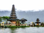 Pura Ulun Danu Bratan Bali Indonesia photo Ooaworld