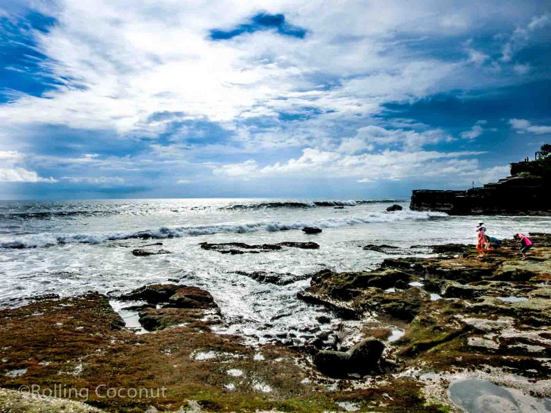 View Ocean Tanah Lot Bali Indonesia photo Ooaworld