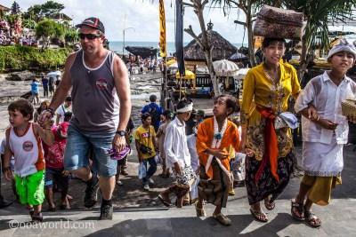 Wonder Tanah Lot Bali photo OOAWORLD