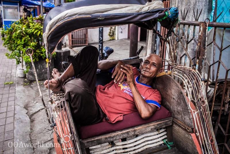 Photo Yogyakarta Becak Indonesia Portrait Ooaworld