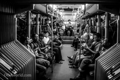 Bus Jakarta Men Indonesia Photo Ooaworld