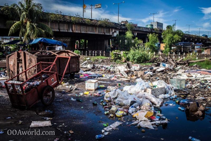 Litter Disposal Jakarta Photo Ooaworld