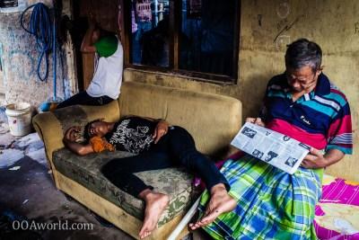 North Jakarta Kota Couch Nap Photo Ooaworld