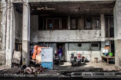North Jakarta Kota Urbscape Photo Ooaworld