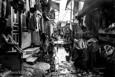 North Jakarta Streets Photo Ooaworld