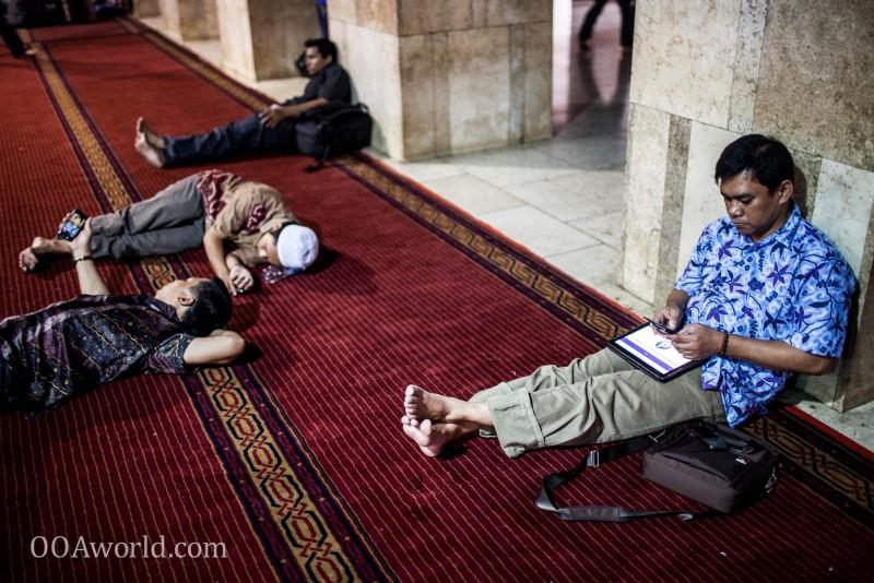 Religion Technology Indonesia Photo Ooaworld