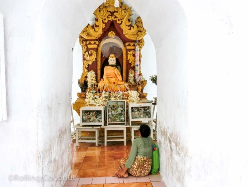 Hsinbyume Paya Mingun Myanmar Photo Ooaworld