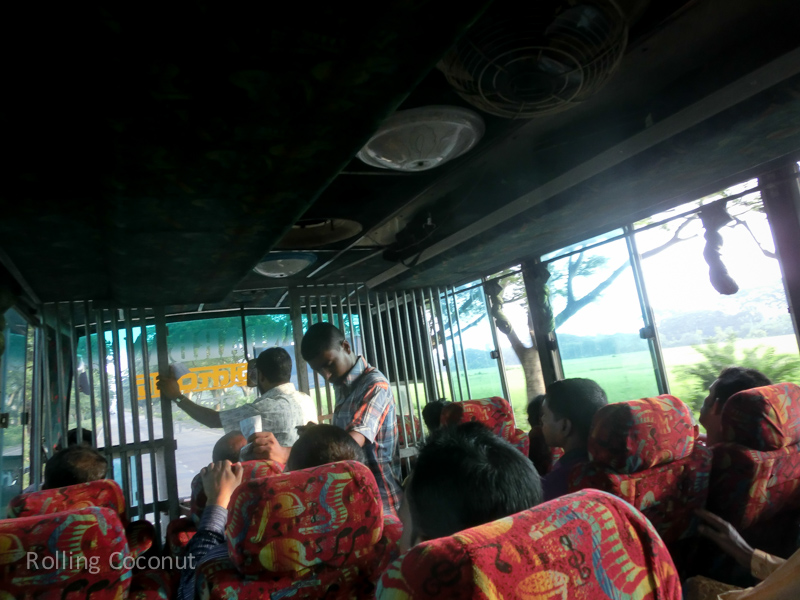 Journey to CoxsBazar