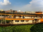 Dhaka to Khulna Rocket Steamer: a trip to the Sundarbans