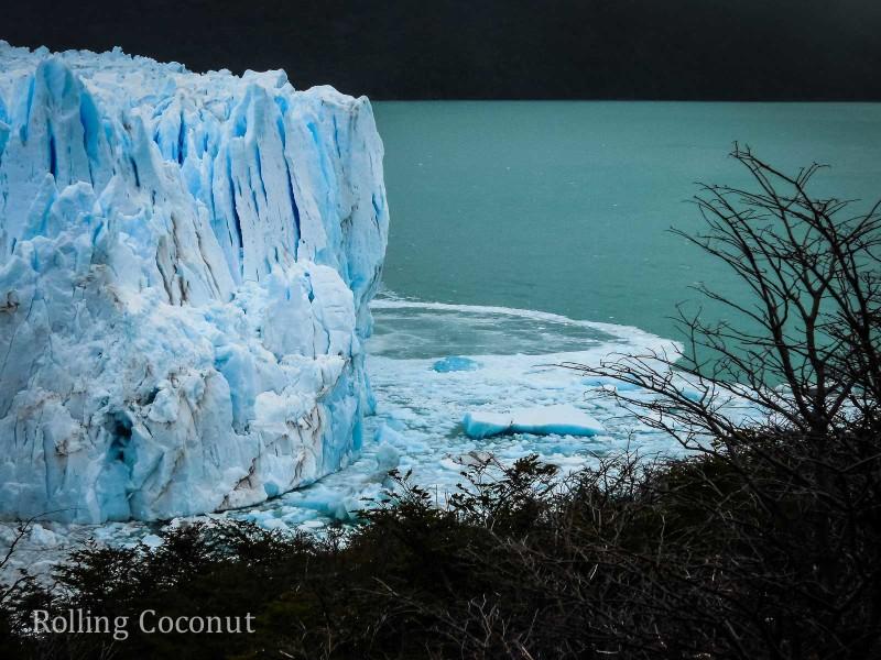 El Calafate Argentina Patagonia Perito Moreno Ice Falling ooaworld Rolling Coconut Photo Ooaworld