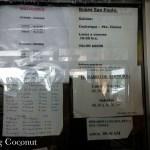Chile Coyhaique Bus Schedule Rolling Coconut OOAworld Photo Ooaworld