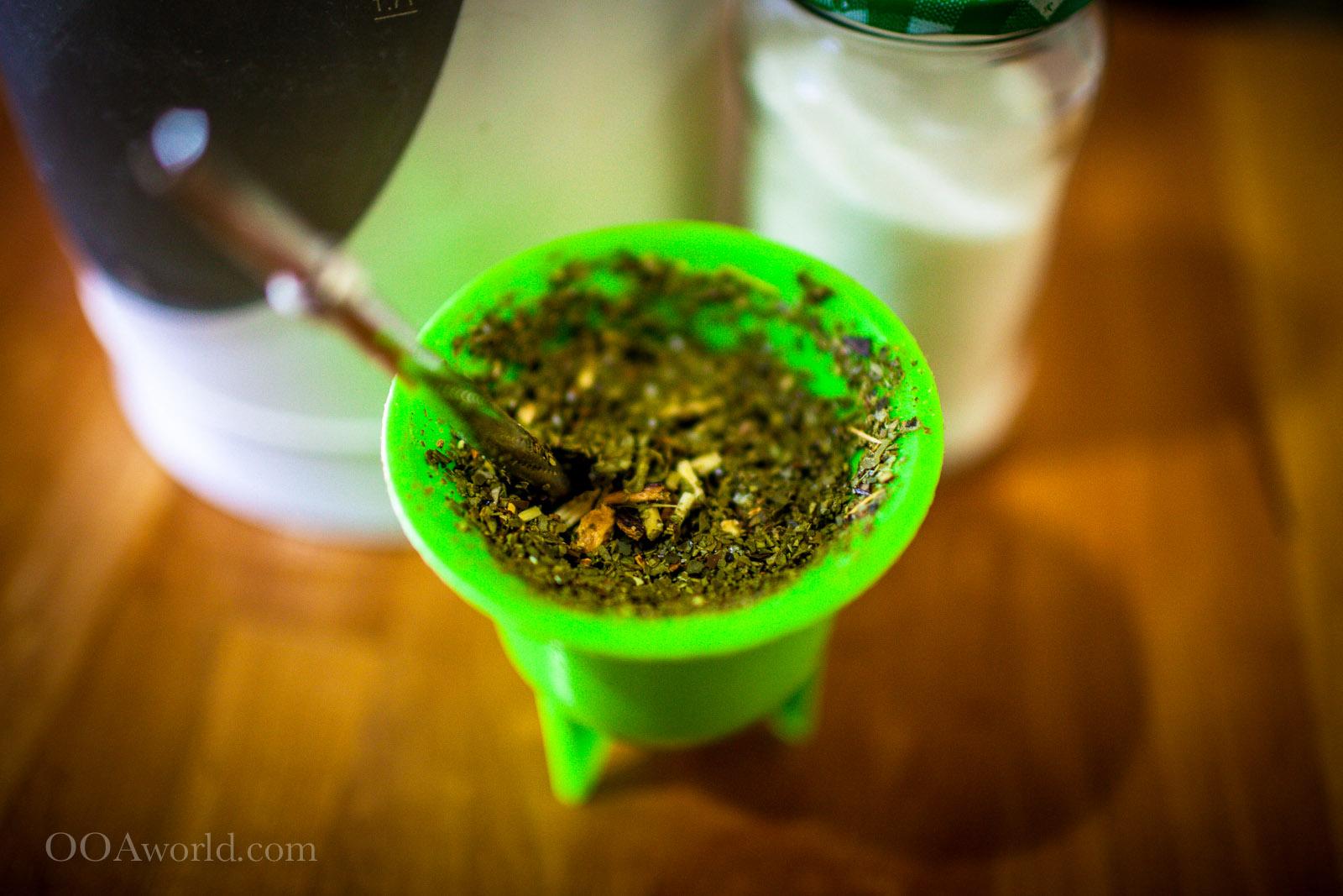 Mate Tea Argentina Photo Ooaworld