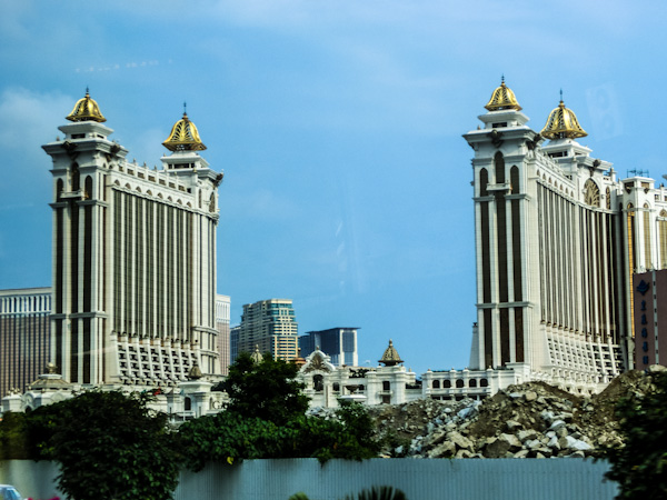 Macau casino photo ooaworld Rolling Coconut