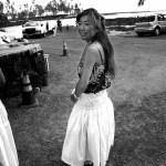 Hula girl, Hawaii