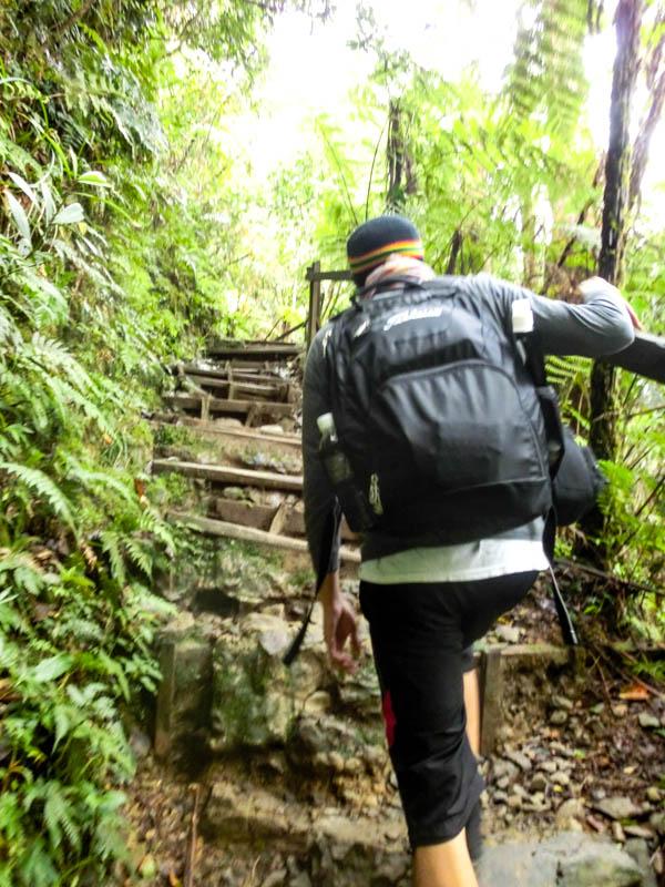Hiking Mount Kinabalu Borneo photo ooaworld Rolling Coconut