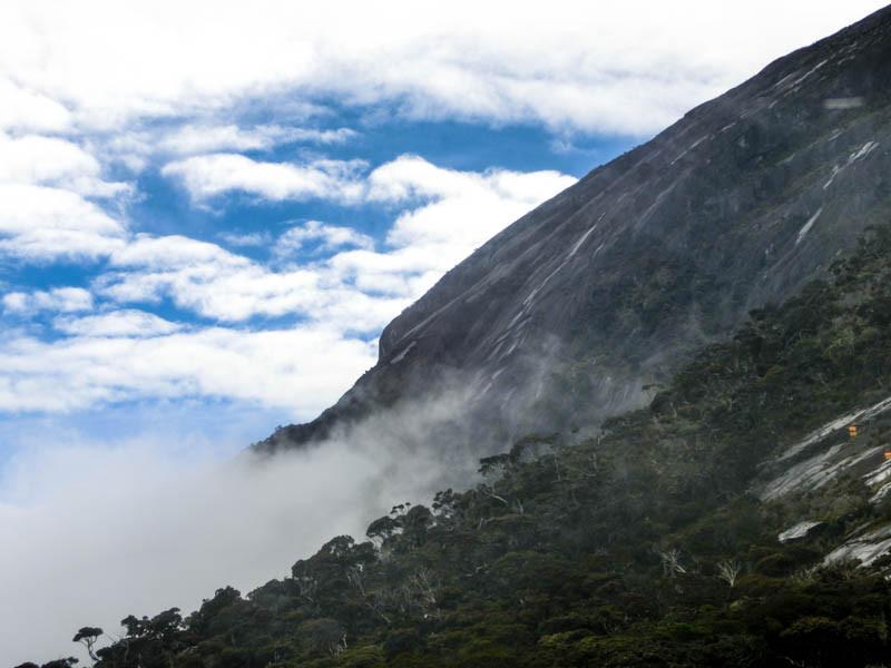 Mountain view Laban Rata Mount Kinabalu Borneo photo ooaworld Rolling Coconut