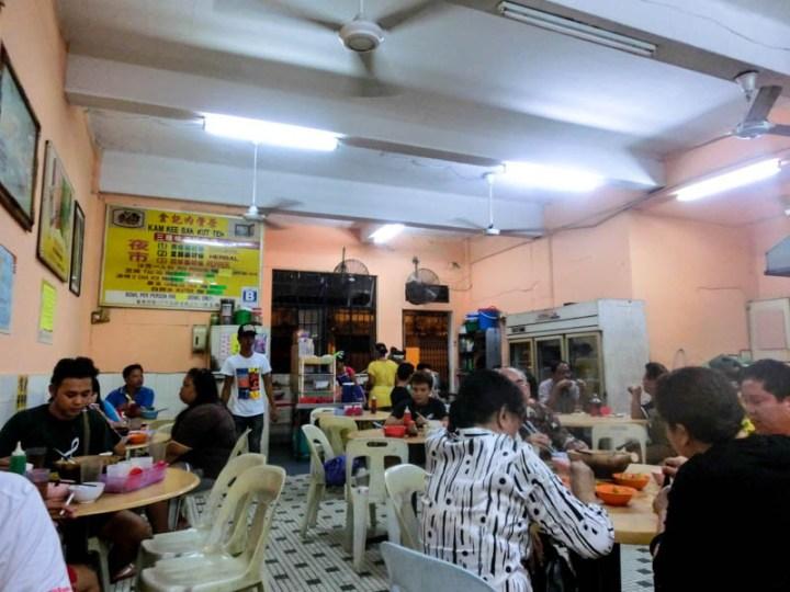 Restaurant Kota Kinabalu Borneo photo ooaworld Rolling Coconut