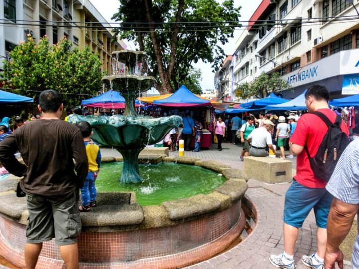 Sunday Market in Kota Kinabalu Borneo Sunday Market in Kota Kinabalu