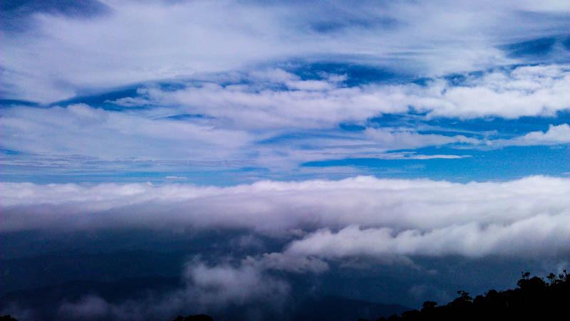 Laban Rata View Mount Kinabalu Borneo photo ooaworld Rolling Coconut