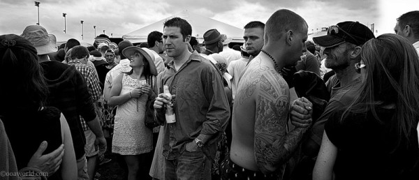 Photos Kentucky Derby Crowd Ooaworld