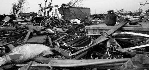 Tuscaloosa tornado damage, Alabama