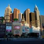 Photos Las Vegas Strip New York Hotel