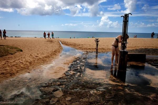 Waimea beach, Oahu