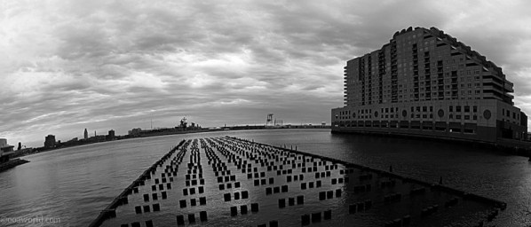 Philadelphia view of river