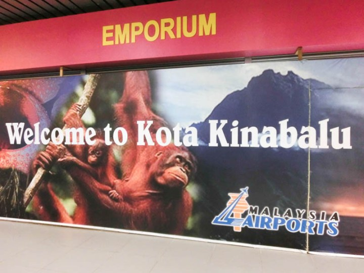 Welcome to Kota Kinabalu photo ooaworld Rolling Coconut