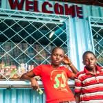 Welcome shop Congo