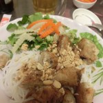 bun cha gio vietnam food photo ooaworld Rolling Coconut